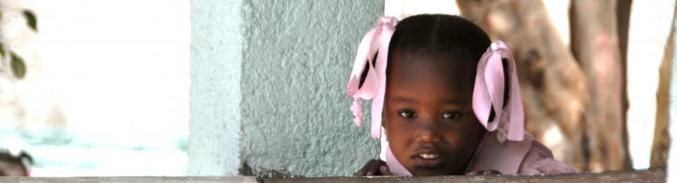 Howard Brings Hope to Haiti